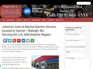 Johnny's Auto & Marine Electric Service