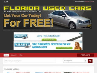 Florida Used Cars