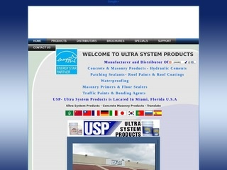 Ultra System Products