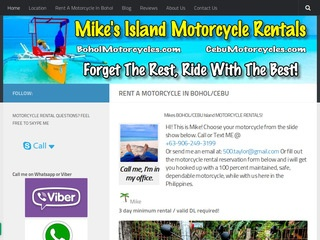 Mikes Island Motorcycle Rentals