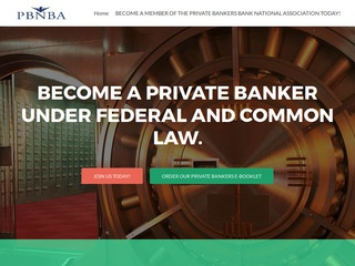 PBNBA Private banker
