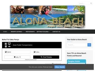 Alona Beach Directory