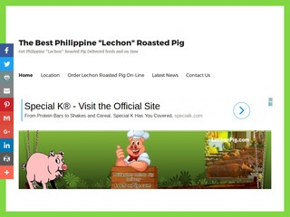 Lechon Pig