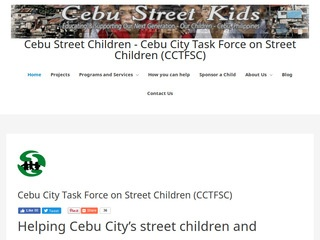 Cebu Street Children