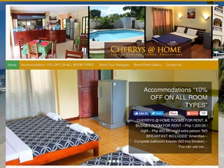 Cherrys Home Alona Beach, Panglao Island