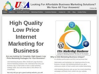 USA Marketing for Businesses