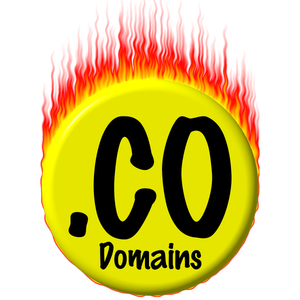 .CO Domains The New Hot Domain